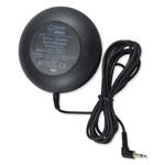 Sonic Alert Super Shaker Bed Vibrator, Black