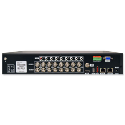 Speco 4K HD-TVI Digital Video Recorder (DVR), 8-Channel