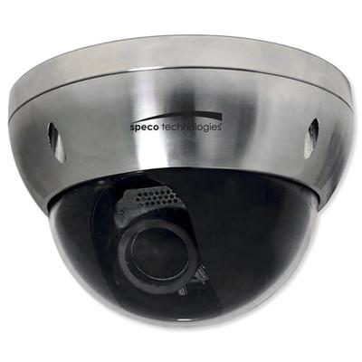 Speco HD-TVI Waterproof Dome Camera, 2MP, 2.8mm Lens