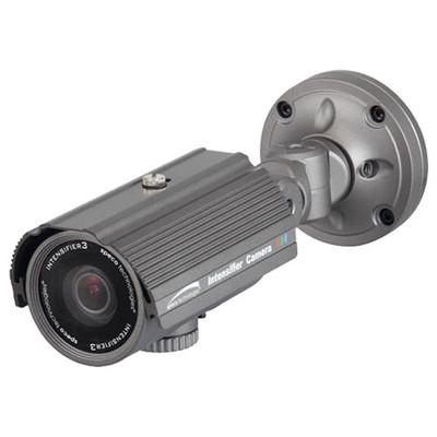 Speco Intensifier3 Bullet Camera, 650TV, 2.8~12mm Varifocal, Gray
