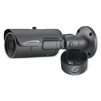 Speco 2MP Intensifier IP Bullet Camera With Junction Box