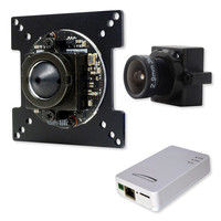 Speco 2MP Intenisifer Board IP Camera, 2.9mm Fixed Lens and 3.6mm Pinhole Lens Included