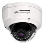 Speco 2MP Dome IP Camera, 2.8mm Fixed Lens