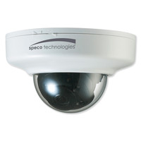 Speco 3MP Flexible Intensifier Mini IP Dome Camera, 2.8mm Fixed Lens