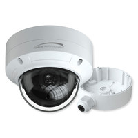 Speco 4MP H.256 Dome IP Camera with Advanced Analytics, 2.8mm Fixed Lens