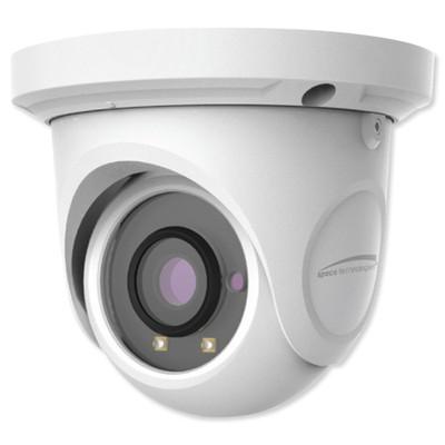 Speco H.265 Indoor/Outdoor Turret IP Camera, 4MP, 2.8mm