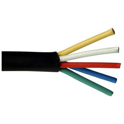 Component Video Cable, Mini RG59 Coax, 250 Ft.