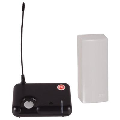 STI Wireless Universal Alert Kit with Standard Receiver
