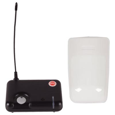 STI Wireless Indoor Motion Detector Alert Kit with Standard Receiver
