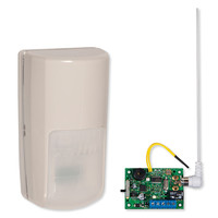 STI Wireless Outdoor Motion Detector with Single Slave Receiver