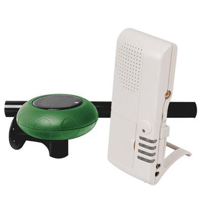 STI Wireless Driveway Monitor Kit With Voice Receiver, Solar Powered