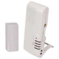STI Wireless Door Entry Alert with Voice Receiver