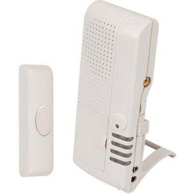 STI Wireless Door Chime Kit with Voice Receiver