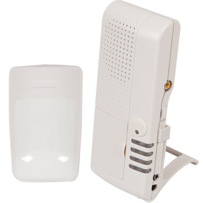STI Wireless Indoor Motion Detector Alert Kit with Voice Receiver