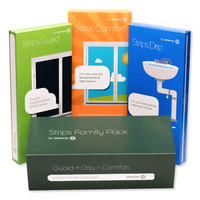 Sensative Strips Family 3-Pack, Z-Wave Plus