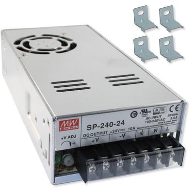 TRC Electronics 24VDC, 10A Power Supply