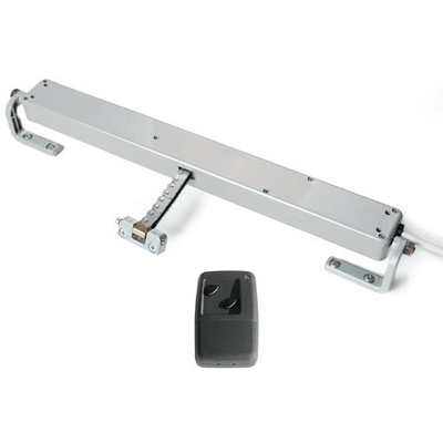 UCS Vega Window Motor System, AC, with RF Control & Rain Sensor, Gray