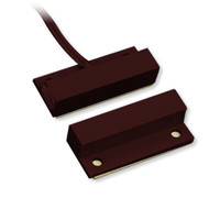 USP Mini Stick-On Contact, 1 In. Wide Gap, NC, Center Lead, Brown