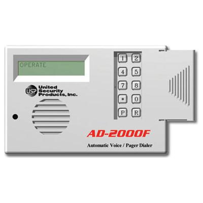 USP Automatic Voice Dialer, 4 Messages (24VDC)