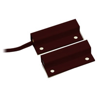 USP Best Price Mini Stick-On Magnetic Contact, 3/4 In. Gap, Brown
