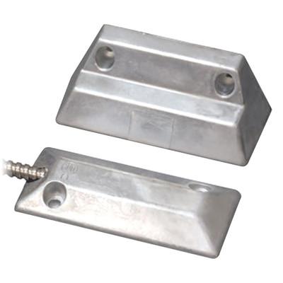 USP Mini Overhead Door Magnetic Contact, Adjustable, Closed Loop