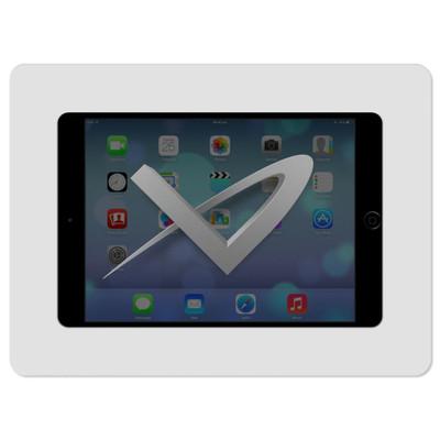 VidaMount Slim On-Wall Tablet Mount for iPad Mini 4, White