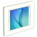 VidaMount Slim On-Wall Tablet Mount for Galaxy Tab A 9.7, White
