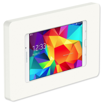 VidaMount VESA Fixed Tablet Mount for Galaxy Tab 4 7.0, White