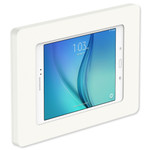 VidaMount VESA Fixed Tablet Mount for Galaxy Tab A 8.0, White
