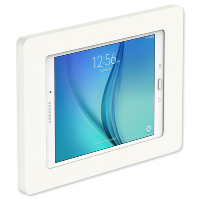 VidaMount VESA Fixed Tablet Mount for Galaxy Tab A 9.7, White