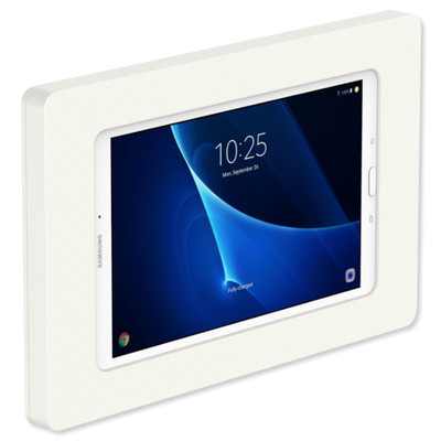 VidaMount VESA Fixed Tablet Mount for Galaxy Tab A 10.1, White