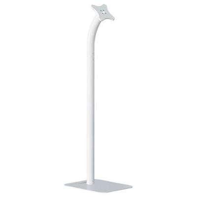 VidaMount Fixed VESA Floor Stand, White