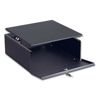 VMP Digital Video Recorder (DVR) Storage Lockbox With Fan