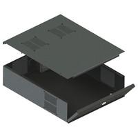 VMP Low-Profile Digital Video Recorder (DVR) Storage Lockbox