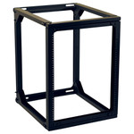 VMP Swing Gate Wall Rack, 24 In.