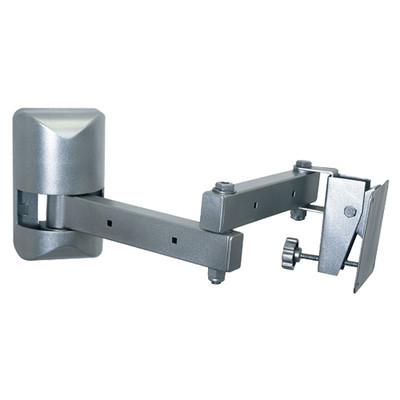 VMP Universal Flat Screen Monitor Wall Mount, 10-23 In., Silver
