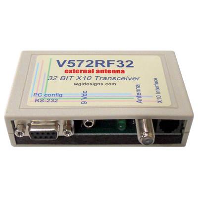 WGL X10 RF Whole House Transceiver Module, 32 Bit Version
