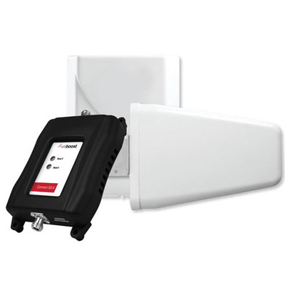 weBoost Connect 3G-X Cellular Signal Booster Kit, Large-Size Home