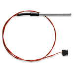 Winland Temperature Sensor, High Temp, Stainless Steel (Red)
