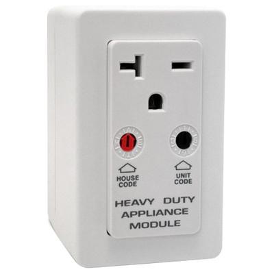 X10 PRO Heavy-Duty Plug-In Appliance Module, 20A, 240V