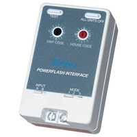 X10 PRO Plug-In Powerflash Security Interface Module