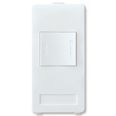 X10 PRO 1-Button Keypad (All On/All Off), White