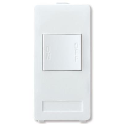 X10 PRO 1-Button Keypad (1-Address), White