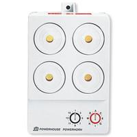 X10 Plug-In Powerhorn Siren Module, 110dB