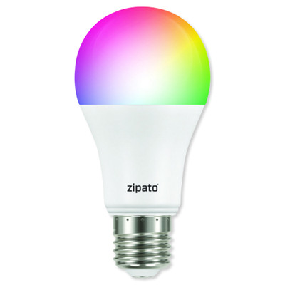 Zipato Z-Wave RGBW LED Light Bulb, Gen2